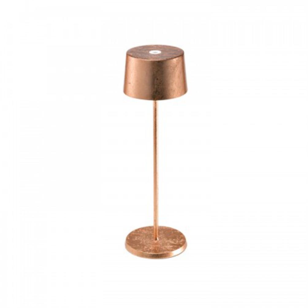 Lampada Da Tavolo Rame Veroled